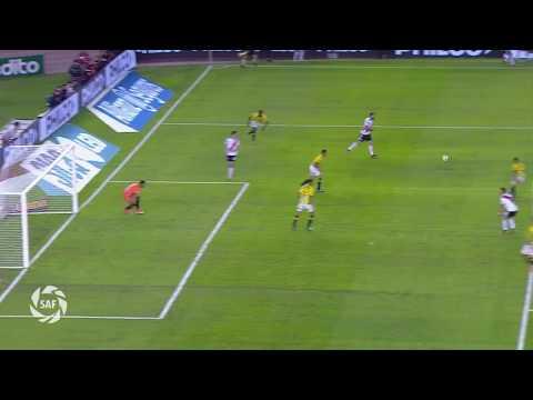 Segundo gol de De La Cruz vs. Aldosivi