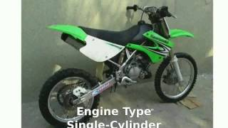 2. 2009 Kawasaki KX 100 Monster Energy  Features Transmission Engine Details Top Speed [tarohan]