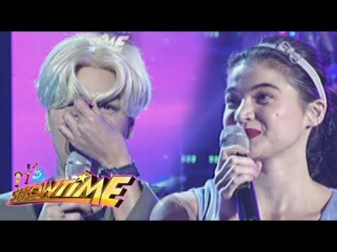It's Showtime Miss Q & A: The inspiration behind Vice's new hairdo