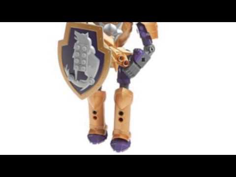 Video Video analysis of the Knights Kingdom Sir Danju
