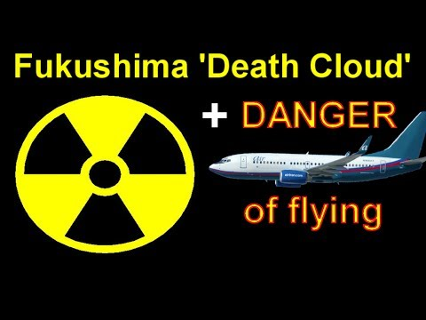 Nuclear power danger - I've always heard you get ~10 - 30 times the background radiation when you are on a cruising jet as you do on the ground. That about 15 times as much radiati...