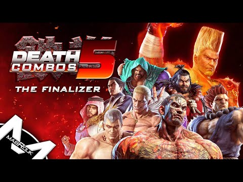 Tekken 7 Season 3 | Death Combos 5 - The Finalizer