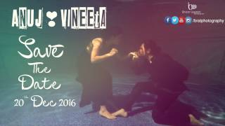 Underwater Save The Date | Anuj ❣ Vineeta​