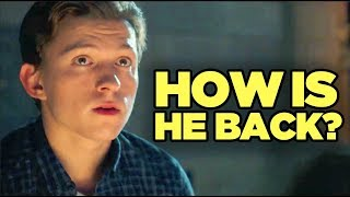 Video Spider-Man Far From Home - AFTER ENDGAME? New Timeline Explained! MP3, 3GP, MP4, WEBM, AVI, FLV Januari 2019