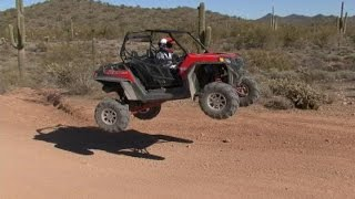 8. 2011 Polaris RZR XP 900 Test