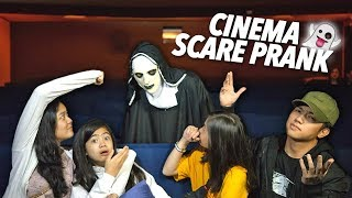 Video Cinema Scare Prank On Siblings | Ranz and Niana MP3, 3GP, MP4, WEBM, AVI, FLV November 2018