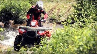 8. 2012 Polaris ATV and Ranger Lineup Preview