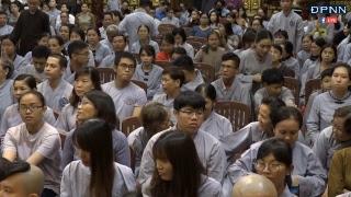 [LIVESTREAM] TT. Nhật Từ thuyết giảng tại chùa Giác Ngộ