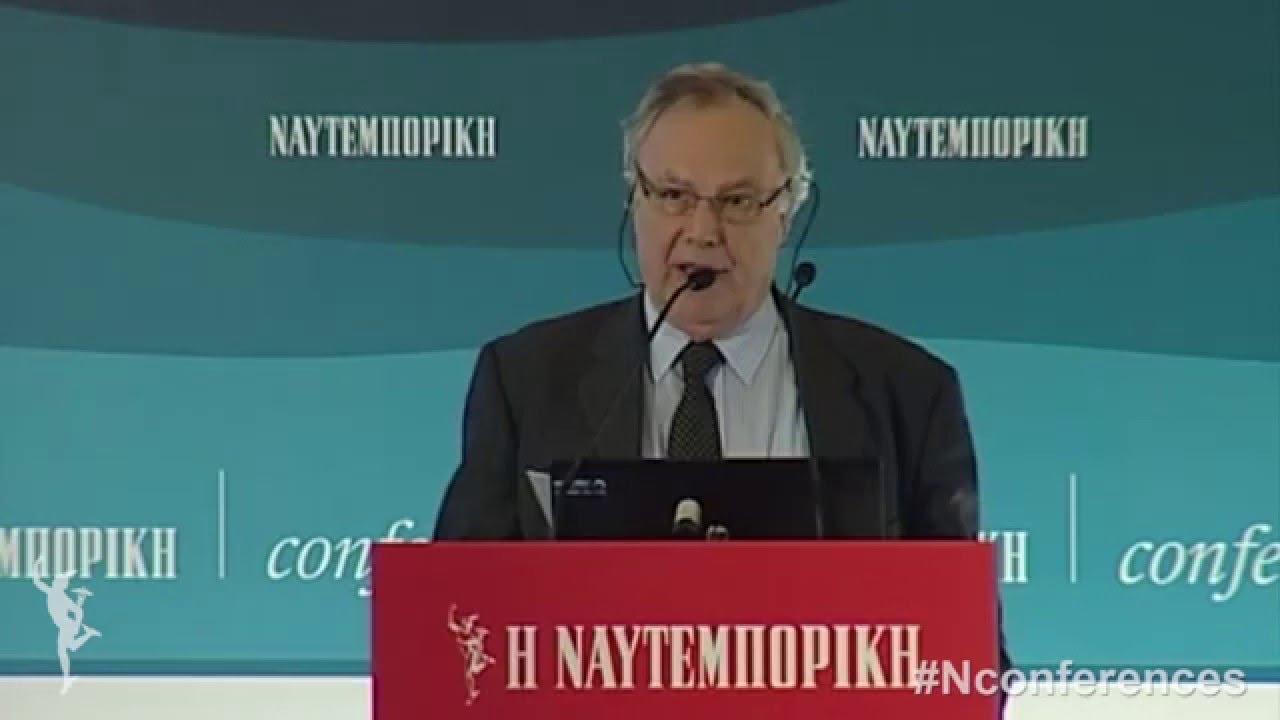 Θεόδωρος Κόντες, Διευθυντής, Ένωση Εφοπλιστών Κρουαζιεροπλοίων και Φορέων Ναυτιλίας