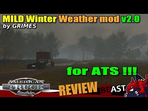 Mild Winter Weather Mod v2.0