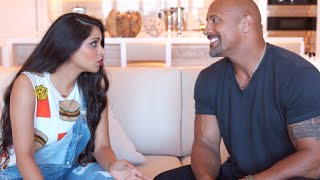 Collaborating with The Rock (BEHIND THE SCENES)