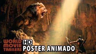 HÉRCULES Pôster Animado (2014) - Dwayne Johnson HD