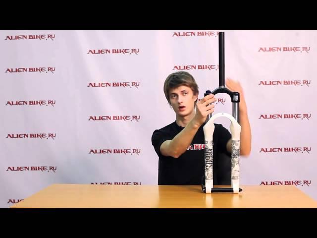 Купить Вилка Rock Shox Argyle 318 (2010) в веломагазине Alienbike