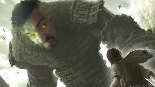 Я В ТЕНИ КОЛОССА - Shadow Of The Colossus (PS4) #1