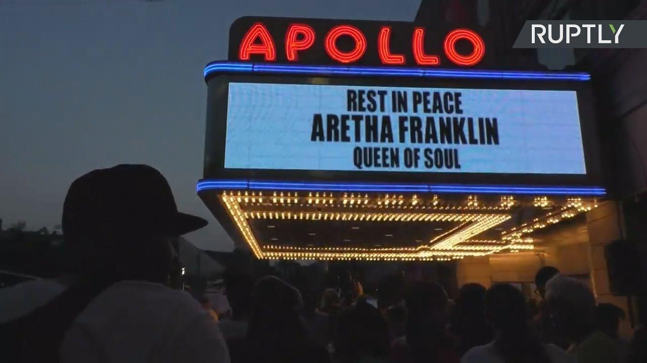 Θρήνος στην παγκόσμια μουσική σκηνή για το θάνατο της Α. Φράνκλιν