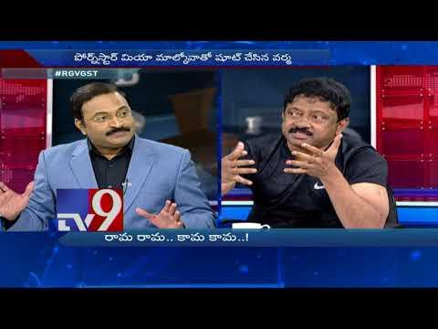 TV9 Rajinikanth's satire on RGV's baldness || Fun Clip || Big News Big Debate