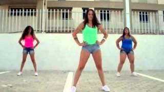 Jason Derulo Wiggle ft Snoop Dogg coreografia