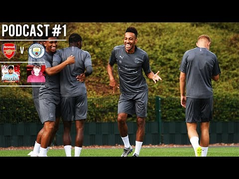 THE PREMIER LEAGUE IS BACK! PODCAST #1💥AFTV YOUNG GUNZ💥