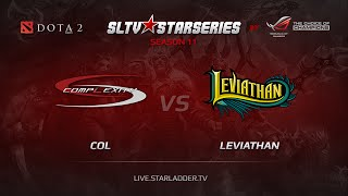 Leviathan vs coL, game 1
