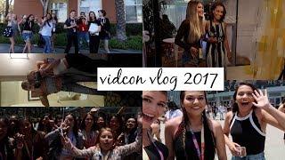 Vidcon 2017 Vlog (day 1, day 2, & day 3) l Olivia Jade