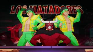 Nonton Scooby-Doo! and WWE: Curse of the Speed Demon Film Subtitle Indonesia Streaming Movie Download
