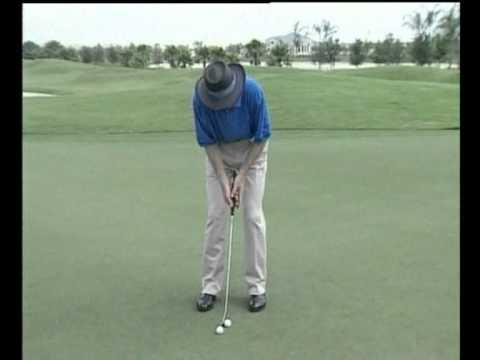 Những Bí quyết đánh Golf 1: đánh xa, cú quét, gạt tam giác, tay làm mặt gậy vung gậy xuyên suốt