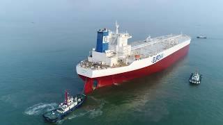 Video TI Europe Drydocking at Yiu Lian Dock Yards September 2017 MP3, 3GP, MP4, WEBM, AVI, FLV Maret 2019