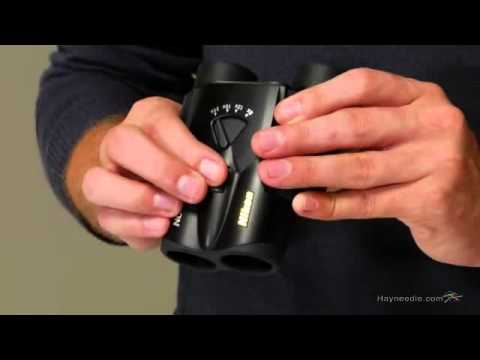 Nikon ACULON T11 8-24×25 Black Compact Zoom Binoculars – Product Review Video