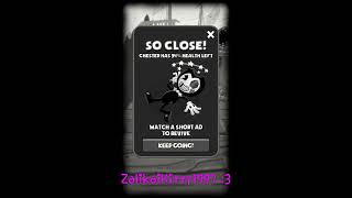 *WHAT A 'NIGHTMARE'! Dx*~Bendy in Nightmare Run (Mobile) Episode #1?