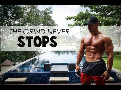 DONT STOP MOVING | From Bali To Thailand | Shoulder Workout