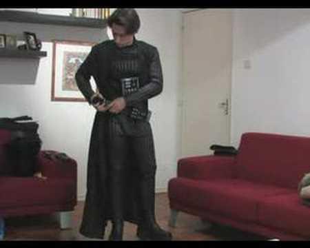 Vader Transformation