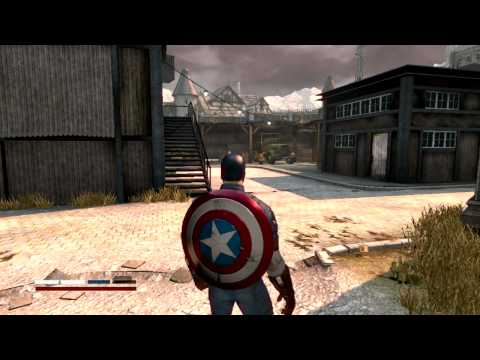 astuces captain america super soldier wii