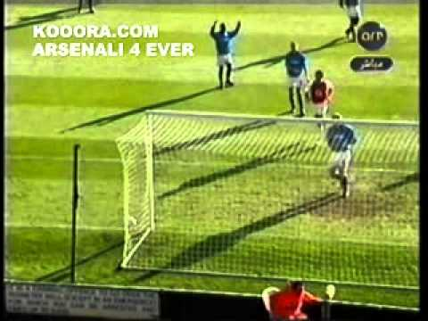 MANCHESTER CITY 0 1 ARSENAL    EPL 2002 2003