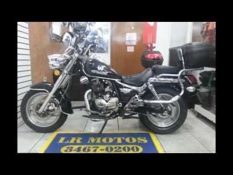 LR Motos - Lavagem de Moto Da MVK Fenix Preta 250 - 4829