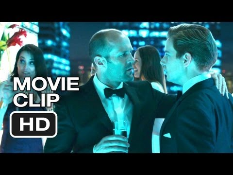 Redemption Movie CLIP - How It Feels (2013) - Jason Statham Movie HD