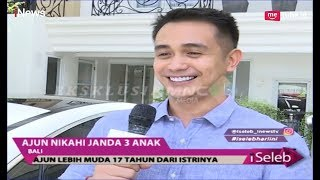 Video EKSKLUSIF: Ajun Perwira Blak-blakan soal Pernikahan dengan Janda Cantik 3 Anak - iSeleb 24/04 MP3, 3GP, MP4, WEBM, AVI, FLV Juli 2019