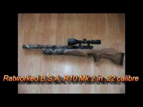 Pest Control with Air Rifles – Rat Shooting – Starry Starry Nights