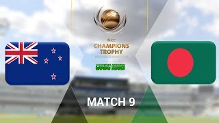 """ICC CHAMPIONS TROPHY 2017 GAMING SERIES - NEW ZEALAND v BANGLADESH - GROUP A MATCH 9 (DON BRADMAN CRICKET 17, FULL 1080P HD, 30FPS, XBOX ONE S)Check out the Champions Trophy 2013 Gaming Series playlisthttps://www.youtube.com/playlist?list=PLdKwevnrzNGy2Jax2seo6LK0hiYjwt1PKICC Champions Trophy 2017 FixturesMatch 1 - England v BangladeshMatch 2 - Australia v New ZealandMatch 3 - South Africa v Sri LankaMatch 4 - India v PakistanMatch 5 - Australia v BangladeshMatch 6 - England v New ZealandMatch 7 - Pakistan v South AfricaMatch 8 - Sri Lanka v IndiaMatch 9 - New Zealand v BangladeshMatch 10 - England v AustraliaMatch 11 - India v South AfricaMatch 12 - Sri Lanka v Pakistan Semi Final GA1 v GB2Semi Final GB1 v GA2Final TBD v TBD*Warning: The following is a gameplay from the video game """"Don Bradman Cricket 17"""" for the ps4, Xbox one s and pc. It is by no means actual highlights of the ongoing event """"""""ICC Champions Trophy 2017""""  My gaming setuphttps://www.elgato.com/en/gaming/game-capture-hd60http://store.steampowered.com/app/464850/Don_Bradman_Cricket_17/http://www.vegascreativesoftware.com/ca/vegas-pro/Like me on Facebookhttps://www.facebook.com/PGEHamzah/?ref=bookmarksBe sure to message me any important questions onto there.Comment who you think will win the ICC Champions Trophy 2017 Gaming Series.Be sure to subscribe to join the PGE Army!"""