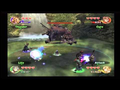 final fantasy crystal chronicles gamecube soluce