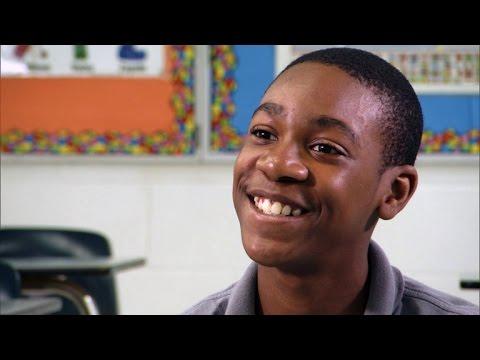 One young boy's hoop dreams