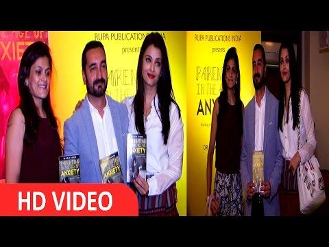 Aishwarya Rai Bachchan Launches Dr. Zirak Marker Book