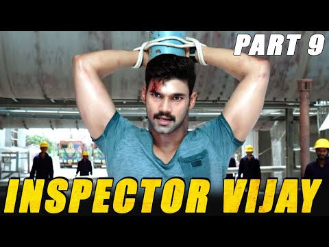 Inspector Vijay (Kavacham) Full Hindi Dubbed Movie Part 9 | Bellamkonda Sreenivas, Kajal, Neil