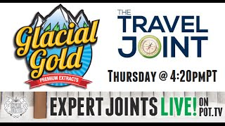 EXPERT JOINTS LIVE! - Glacial Glob-etrotting by Pot TV