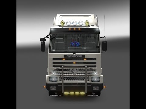 Scania 143m v2.5