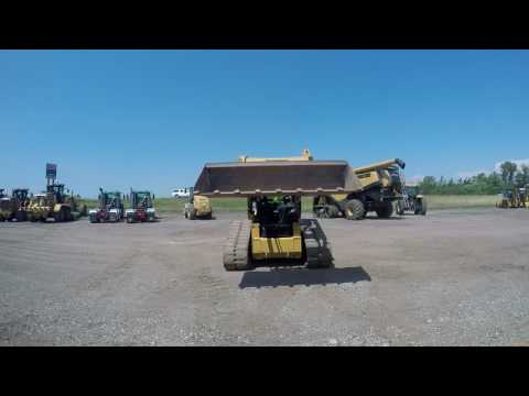 CATERPILLAR UNIWERSALNE ŁADOWARKI 279D equipment video S6uuMV2ETxY