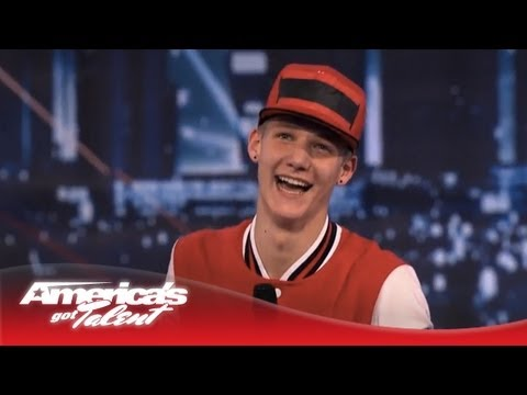 America's Got Talent - Dylan Wilson is a 17-year-old Indiana boy who typically only dances at school. See this great performance by the guy everyone calls