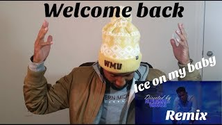 Young Bleu - Ft. Kevin Gates - Ice on my baby remix ( Official video) Reaction!!