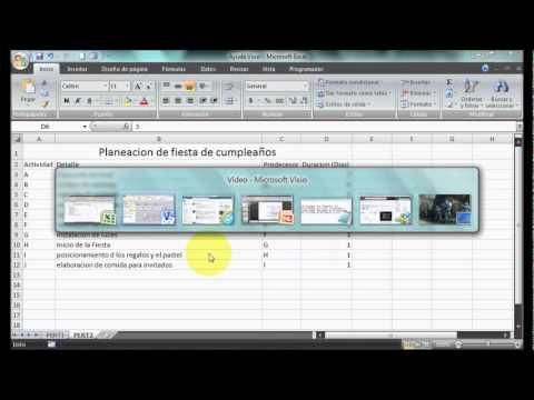 metodo pert cpm red de actividades ejemplo 3 administracion de
