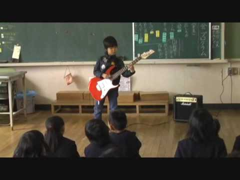 Jesus Of Suburbia Cover By A 7-year-old Japanese Kid