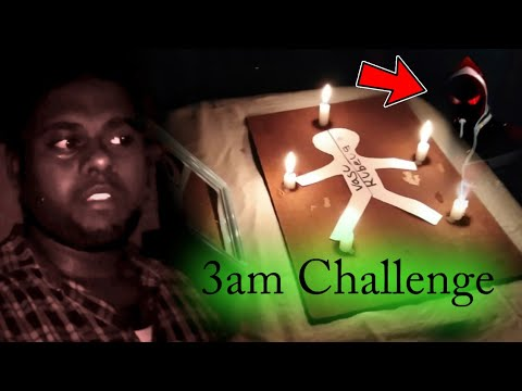 Red Man is here with Me ( 3am Challenge )